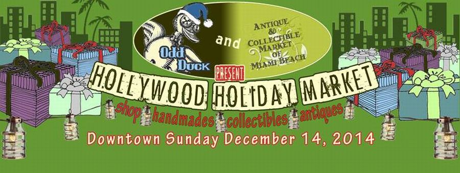 Hollywood Holiday Market