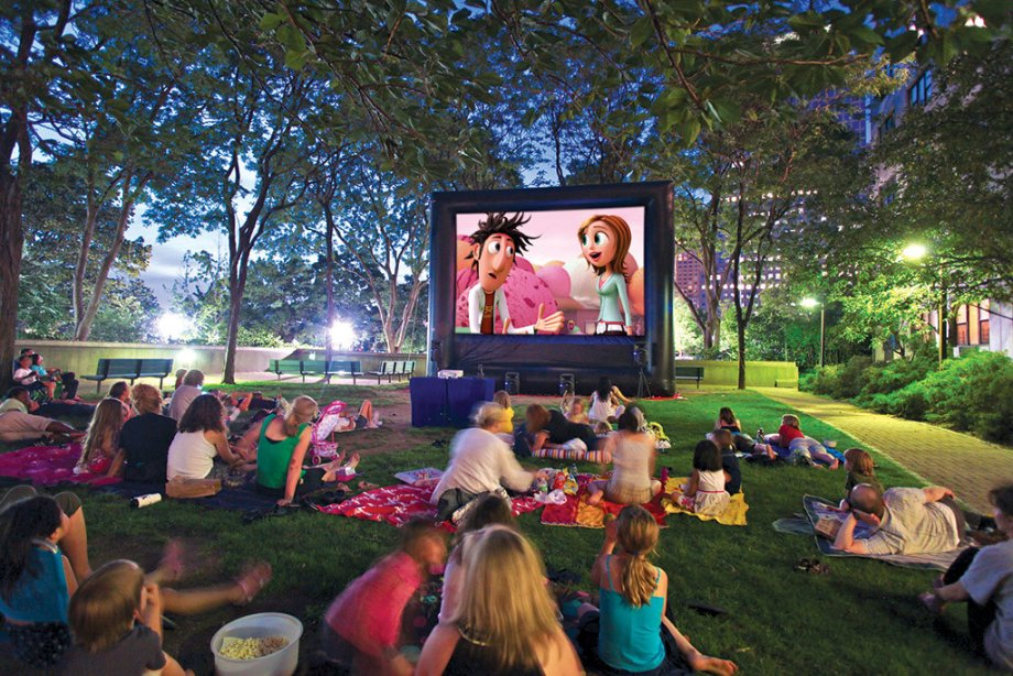 ARTSPARK MOVIE NIGHT
