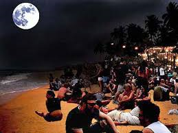 Full Moon Drum Circle will be from 7 to 9 p.m. Dec. 6 in the ArtsPark, 1 Young Circle