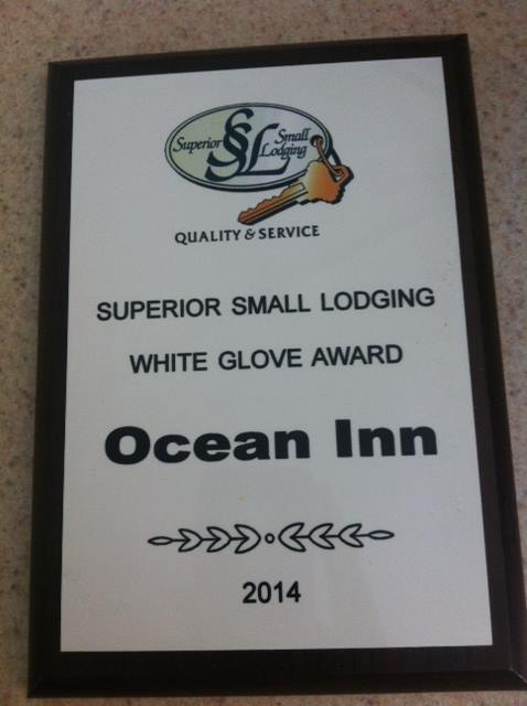White Glove Award Winner